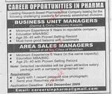 Job Opportunities In Pharmaceutical Industry